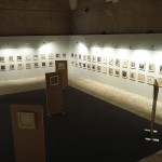 Wendingen.Exposición Museo de Huesca (Fot.MdH)