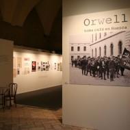 Vista de la entrada a la exposición.  Archivo MdH