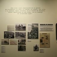 Detalle Exposición.  Archivo MdH