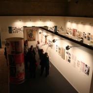 Vista de la exposición.  Archivo MdH