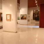 Sala 8. Universidad Sertoriana, pintura de Historia, pintores oscenses de entresiglos y Ramón Acín. © Foto Museo de Huesca.
