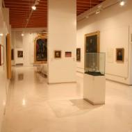 Sala 7. Siglo XVIII y Valentín Carderera. © Foto Museo de Huesca.