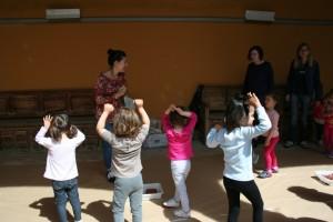 Actividades Didácticas para Familias. © Foto Museo de Huesca.