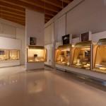 Sala 1. Paleolítico y neolítico. © Foto Fernando Alvira. Museo de Huesca.