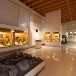 Sala 2. Calcolítico, Edad del Bronce y del Hierro. © Foto Fernando Alvira. Museo de Huesca.