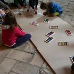 Actividades didácticas en el Museo de Huesca. © Foto Museo de Huesca.