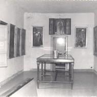 Colegio Mayor de Santiago. Principios siglo XX. © Archivo fotográfico Museo de Huesca.