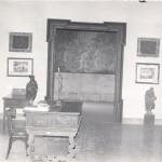 Sala del Museo de Huesca en el antiguo Colegio de Santiago. © Archivo fotográfico Museo de Huesca.