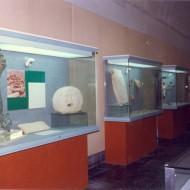 Sala dedicada al periodo íbero y romano. Años 80 del s. XX. © Archivo fotográfico Museo de Huesca.