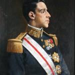 Alfonso XIII. Anselmo Gascón de Gotor. Óleo sobre lienzo.1908. NIG. 01095 © Foto Fernando Alvira. Museo de Huesca.