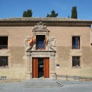 Fachada Museo de Huesca. © Foto Museo de Huesca.