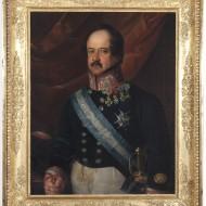 Marqués de Malpica. Valentín Carderera. Óleo sobre lienzo. 1837. NIG. 10146. © Foto Fernando Alvira. Museo de Huesca.