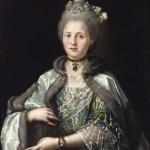 Paula Melzi de Eril. Francisco Bayeu. Óleo sobre lienzo.1770-1775. NIG. 00252. © Foto Fernando Alvira. Museo de Huesca.