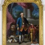 Pedro Pablo Abarca de Bolea. Ramón Bayeu. Óleo sobre lienzo.1769. NIG. 03569. © Foto Fernando Alvira. Museo de Huesca.