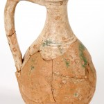 Redoma. s. XI. Poblado de Zafranales, Fraga (Huesca). NIG. 04173. © Foto Fernando Alvira. Museo de Huesca.
