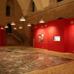 Exposición Urbs Victrix Osca. Vista general