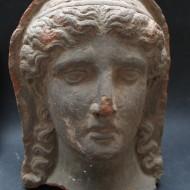 Exvoto romano procedente del Santuario campano de Calés