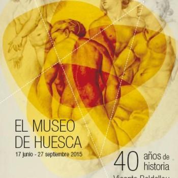 El museo de Huesca. 40 años de historia. Vicente Baldellou