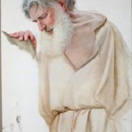Estudio para Santo Mártir. (Fot. F. Alvira. MdH)