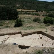 Vista general del área excavada I.(Fot.MdH)