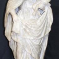 Nuestra Señora del Pilar. Carlos Salas Vilaseca.s.XVIII (Fot. F. Alvira. MdH)