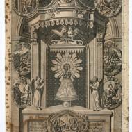 Nuestra Señora del Pilar. Anónimo.s.XVIII-XIX (Fot. F. Alvira. MdH)