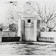Monumento a López Allúe (Fot. Fdo. Alvira, MdH)