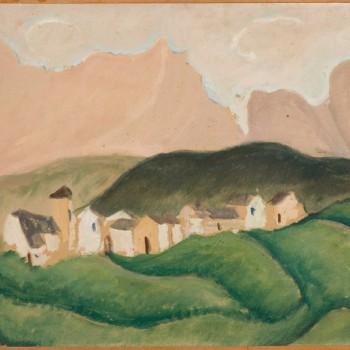 Valle de Tena.Ramón Acín.NIG.05065(Fot.F.Alvira.MdH)