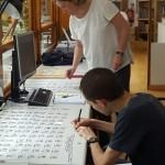 Estudio e inventario de material numismático (Fot.MdH)