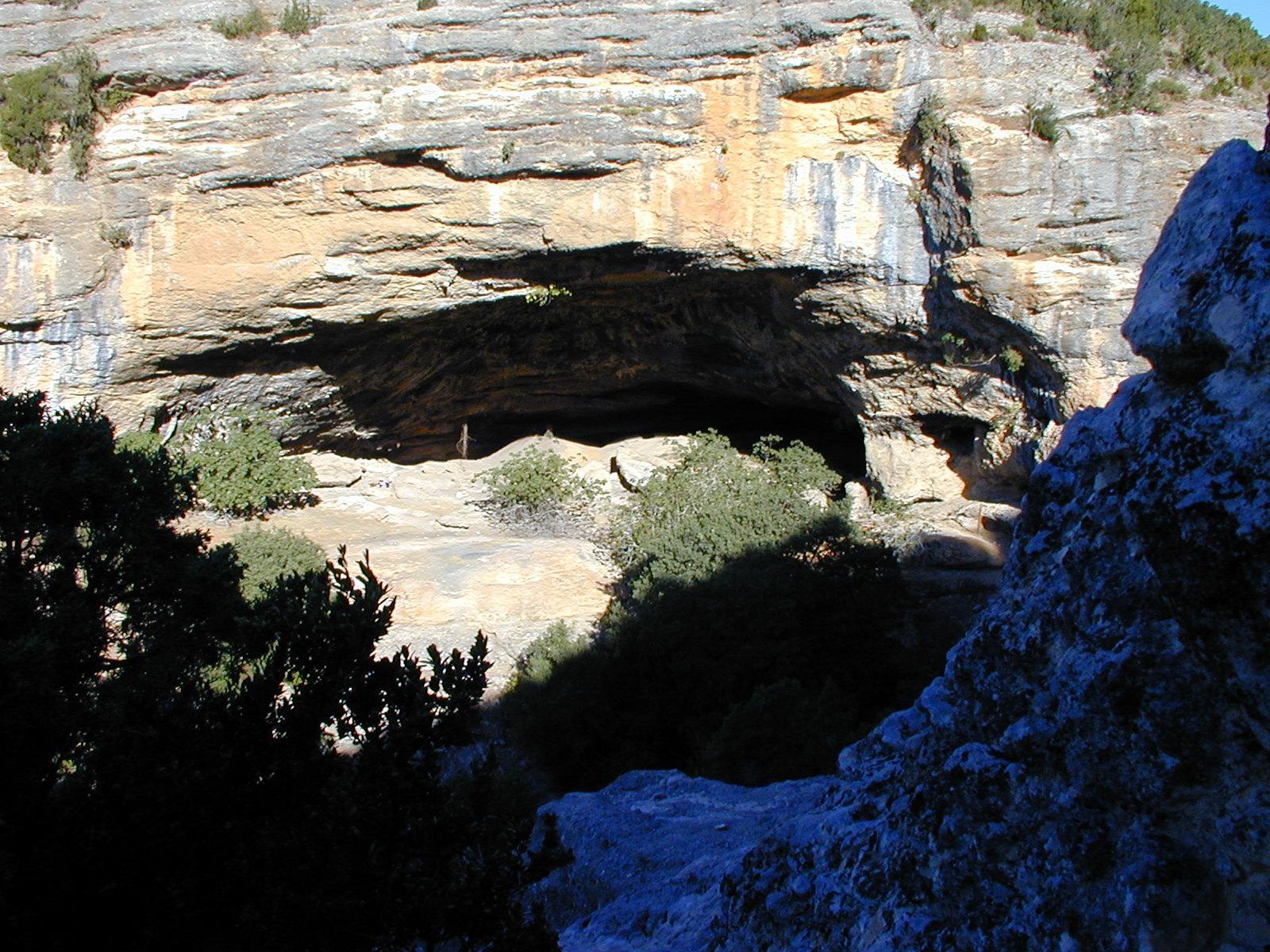 Cueva de Chaves (Fot.MdH)