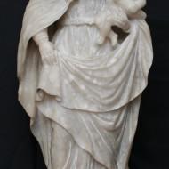 Virgen del Pilar. Carlos Salas. NIG.00259 (Fot. MdH)