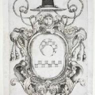Escudo de armas, AGÜESCA ROSSIS, Teresa, s. XVII (Museo de Huesca, Fot. Fdo. Alvira)