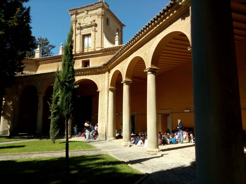 Patio del Museo. Fot. Archivo MdH