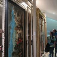Visita Escuela de Restauración. Foto: Carmen de Peña
