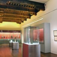 Salas de exposición del Museo Diocesano Barbastro- Monzón, Barbastro- Archivo del Gobierno de Aragón