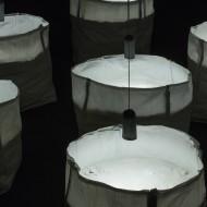 """Detalle de la obra """"Límites""""Fotografía: J. Garrido"""