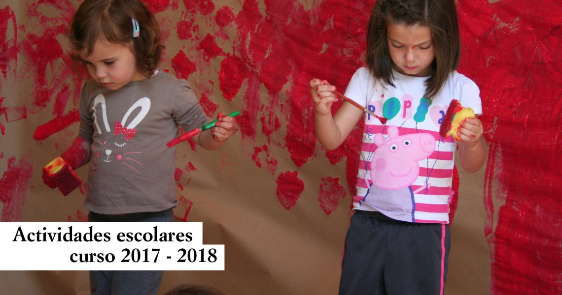 actividades escolares 17-18