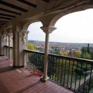 Palacio de los Barones de Valdeolivos, Fonz - Archivo del Gobierno de Aragón