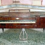 Piano de mesa, Casa Ric - Sergio Artiaga, Archivo del Gobierno de Aragón