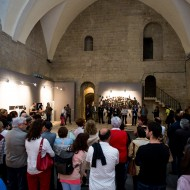 Inauguración de No confirmamos ninguna regla. Foto: Jaime Oriz