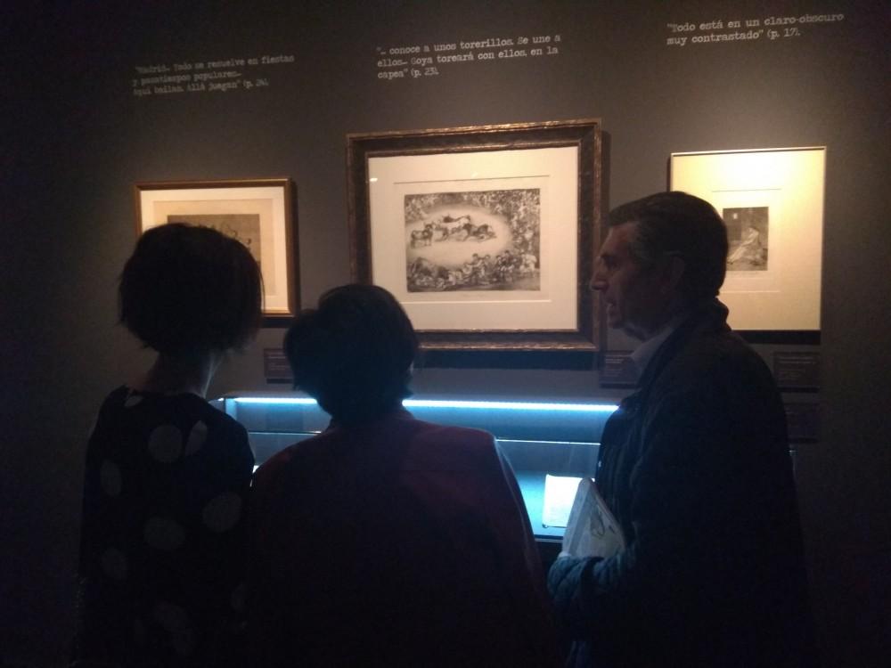 Imagen de la exposición. Foto: Archivo MdH