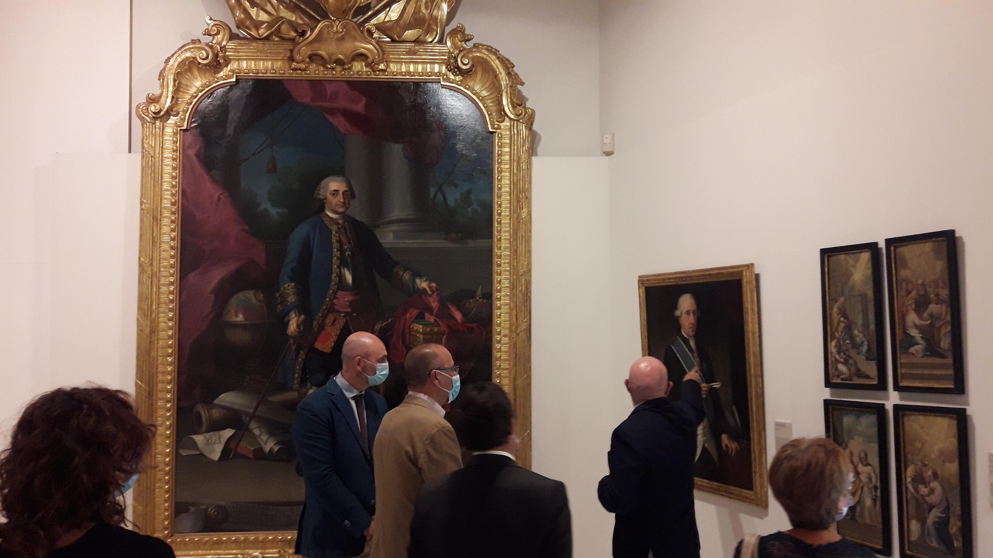 Presentación de la Guía del Museo de Huesca, acuarelas de Valentín Carderera y renovación expositiva, 29 de junio de 2020
